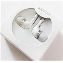 100% ORIGINAL Earphone Handsfree XE600i Vivo V3MAX V5 Y51 Y55 Y21 Y31L