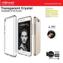 MYMOSH TRANSPARENT CRYSTAL CASE FOR HUAWEI P10 PLUS
