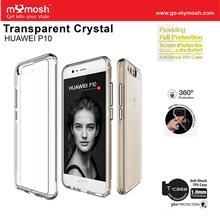 MYMOSH TRANSPARENT CRYSTAL CASE FOR HUAWEI P10