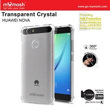 MYMOSH TRANSPARENT CRYSTAL CASE FOR HUAWEI NOVA
