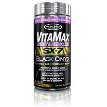 Muscletech Vitamax Multi Vitamin + Fat Burner for Women 120tabs rm110