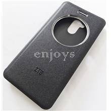 ORIGINAL S View Book Flip Cover Hard Case ZTE Blade V7 Lite 5.0' ~BLK