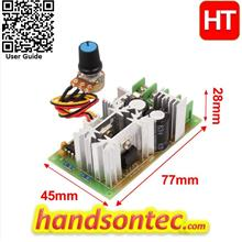 20A DC Motor Speed Control Board