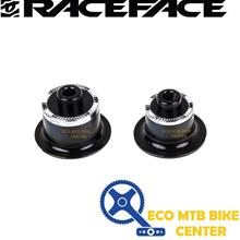 RACEFACE Turbine Rear Hub End Caps (F60009) 10X135QR Black