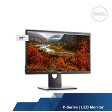 DELL P-SERIES P2217 22 LED MONITOR