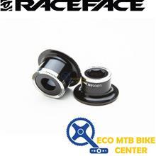 RACEFACE Turbine Rear Hub End Caps (F60010) 10X135TA Black