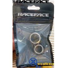 RACEFACE End Cap Front Trace (F60008) 9X100QR Black