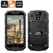 Snopow M5P Rugged Android Smartphone (WP-M5P).