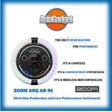 Zoom ARQ AR96 Aero RhythmTrak All-In-One Production & Live Performance