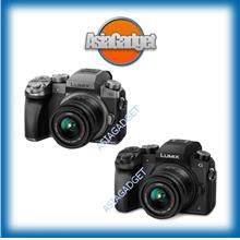 Panasonic Lumix DMC-G7 Kit 14-42mm II FREE 2pcs Sandisk 32Gb Ultra
