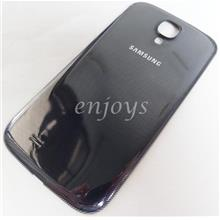 Real ORIGINAL HOUSING Battery Cover Samsung I9500 Galaxy S4 ~BLACK