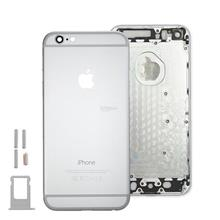 Iphone 6   6S Silver Housing body Full set Parts With IMEI Numbers dbe1d102ce