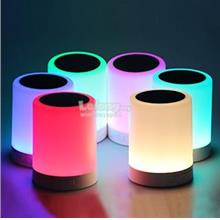 Bluetooth Smart Stereo Wireless Music Lamp/Speaker Touch Sensor Lamp