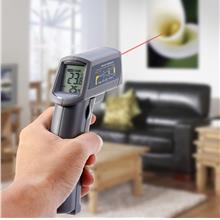 MS6530 HANDHELD TEMPERATURE GUN NON-CONTACT DIGITAL INFRARED THERMOMETER LCD