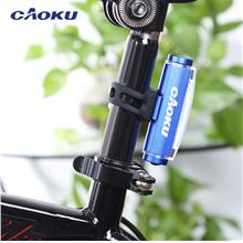 CAOKU HY - LD226 MOUNTAIN ROAD BIKE USB RECHARGEABLE TAIL LAMP NIGHT CYCLING S