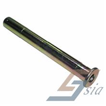 Honda EX5/C70/GBO Main Stand Shaft (Gold)