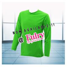 d4e8b82187af9e Foursquare Unisex Round Neck Long Sleeve T-Shirt Malaysia (Apple Green