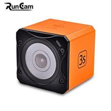 RunCam 3S WiFi 1080P 60fps FPV Action Camera for RC Racing Drone (ORANGE)