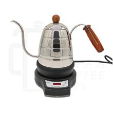 Cafede Kona Electric Narrow Mouth Temperature Control Coffee Pot Drip