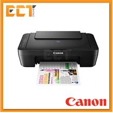 Canon PIXMA E410 A4 Ink Efficient Inkjet All-In-One Printer