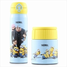 Thermos 0.5L Minion Ultra Light Flask + 0.4L Food Jar Set