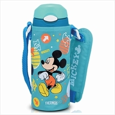 Thermos 0.4L Disney Ice Cold Bottle with Bag - FHL-400FDS(LB)