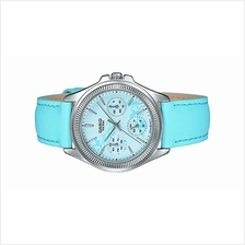 Casio Ladies Multi Hands Stainless Steel Leather Watch LTP-2088L-2AVDF
