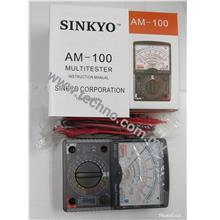 SINKYO AM 100 Analog Multimeter