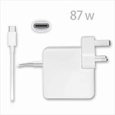 87w USB-c Power Adapter for Apple MacBook Pro 15 inch Laptop