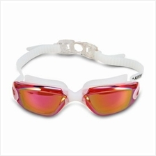XinHang XH5710 Swimming Goggles with Anti Fog UV Protection (VALENTINE RED)