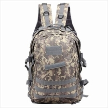 CHENGMA Battlefield Survival Game Tactical Backpack Sport Rucksack (ACU CAMOUF