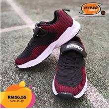 CHILDREN SPORT (35-40) - 902(18) BK+RED