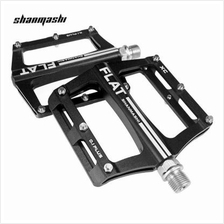 Shanmashi 0.1PLUS Aluminium Alloy Mountain Bike Pedals (BLACK)