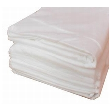 Disposable Woven Bed Sheet (10pcs/pkt) - 30G