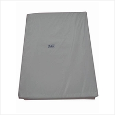 Disposable Plastic Bed Sheet (10pcs/pkt)