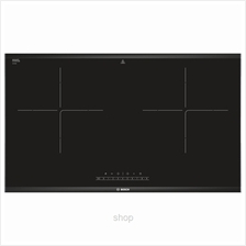 Bosch Series 8 Bosch Built-in Induction Hob - PPI82560MS)