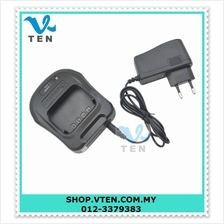 Original Charger For Wouxun KG-UV9D Walkie Talkie