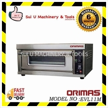 ORIMAS EVL11M Industrial Electric Oven