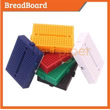 SYB-170 4.6cm x 3.5cm 170 Holes Mini Breadboard