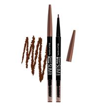 SILKY GIRL Expert Brow Slim Liner 02 Dark Brown 1s)