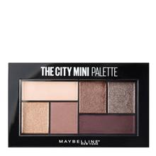 MAYBELLINE The City Mini Palette Chill Brunch Neutrals 1s)