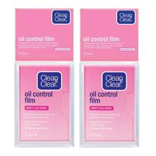 CLEAN  & CLEAR Oil Control Film Pink 50s x 2s