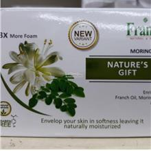 Franch Moringa Soap Nature's Gift 100g Readystock