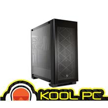 * LIAN LI ALPHA 330X ATX TEMPERED GLASS CHASSIS GAMING CASE