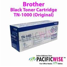 Brother Black Toner Cartridge TN-1000 (Original)