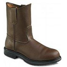 Safety Shoes Red Wing Men High Cut Brown EH ST PR 8264 FOC Del No GST