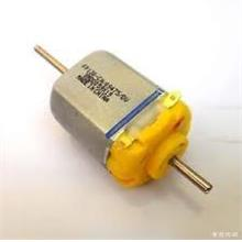 130 Long Axis Carbon Brush Motor