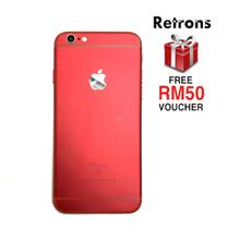 ++ RETRONS ++ APPLE iPHONE 6S RED ORIGINAL REFURBISHED