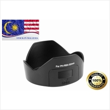 PH-RBA 52mm Lens Hood For Pentax K-r K-m K-x DA 18-55mm F3.5-5.6 AL II