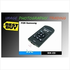 JJC RM-E9 Camera IR Remote Control Shutter Release Switch for Samsung